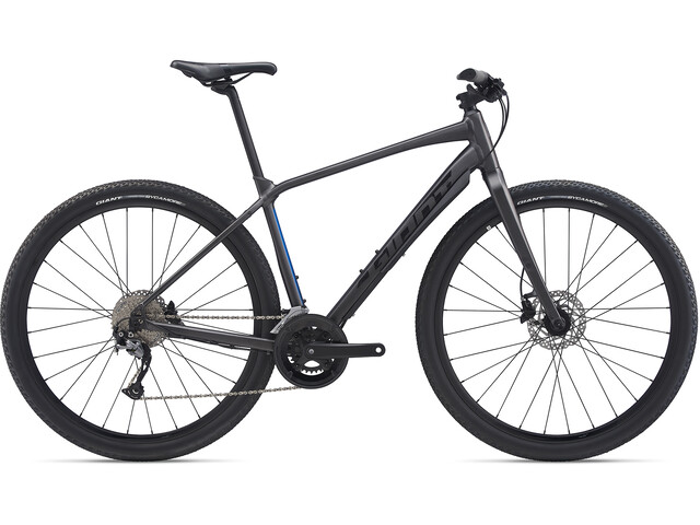 Giant ToughRoad SLR 2, metallic black/metallic blue matte